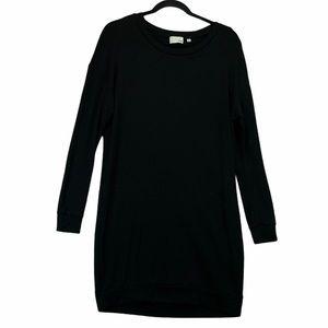 Aritzia Wilfred Long Sleeve Sweater Dress